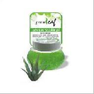 Aloe vera leaf gel