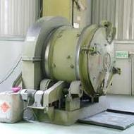 Blasting machine