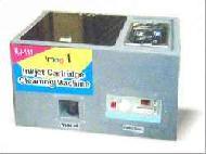 Cartridge Cleaning Machine