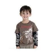 Knitted kids wears