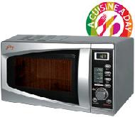 Microwave grill oven