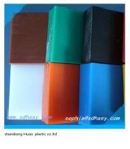 Flexible plastic sheets