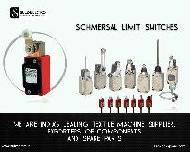 Schmersal limit switch