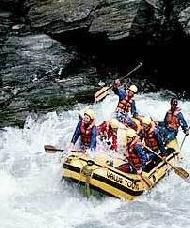 River Rafting Tour
