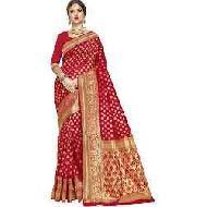 silk bandhani sarees Manufacturers